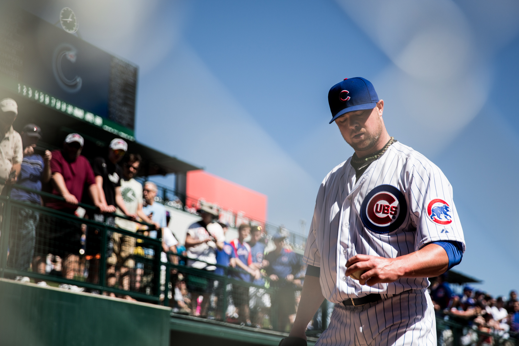 Chicago Cubs Jon Lester 1