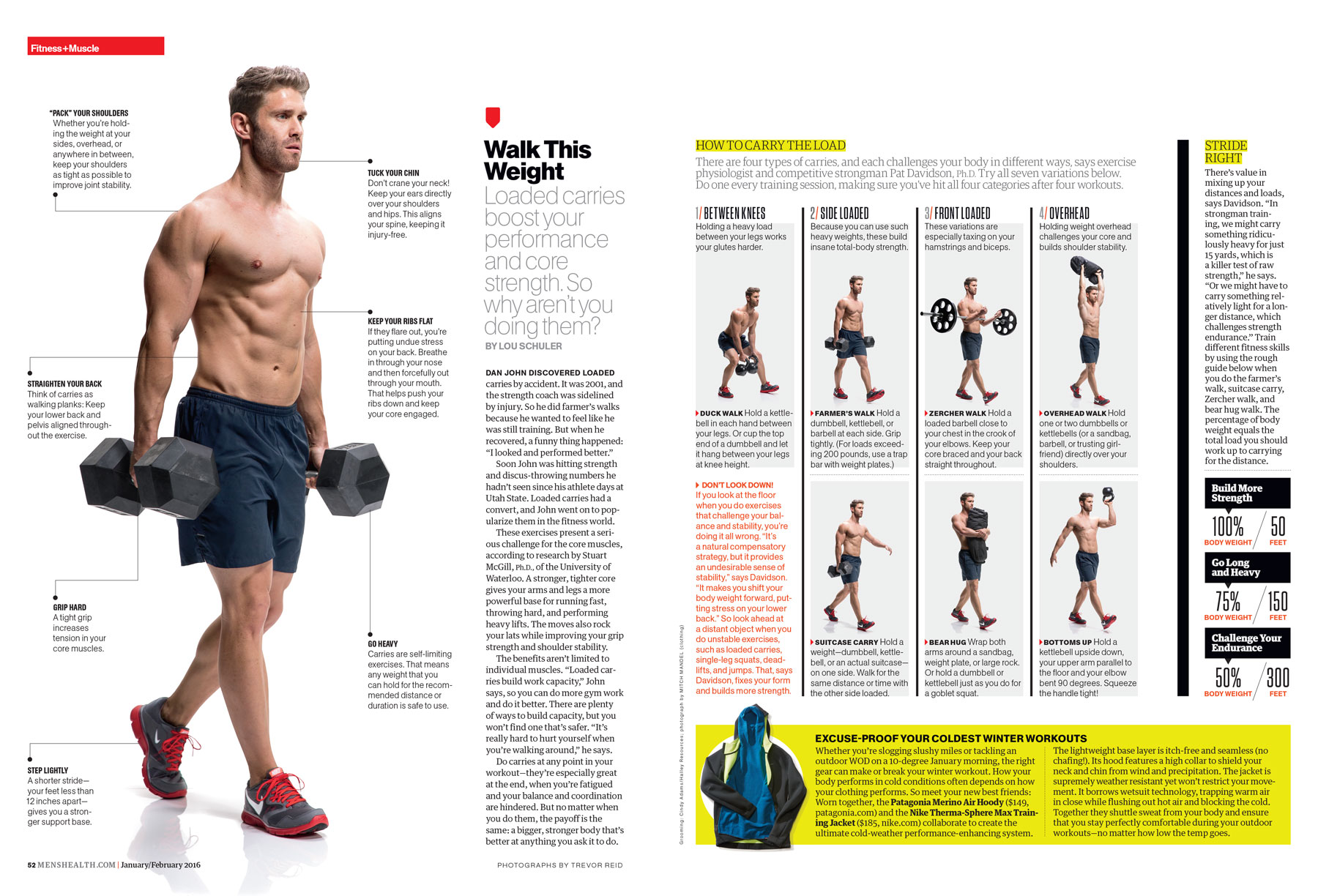 Mens Health Jan/Feb 2016