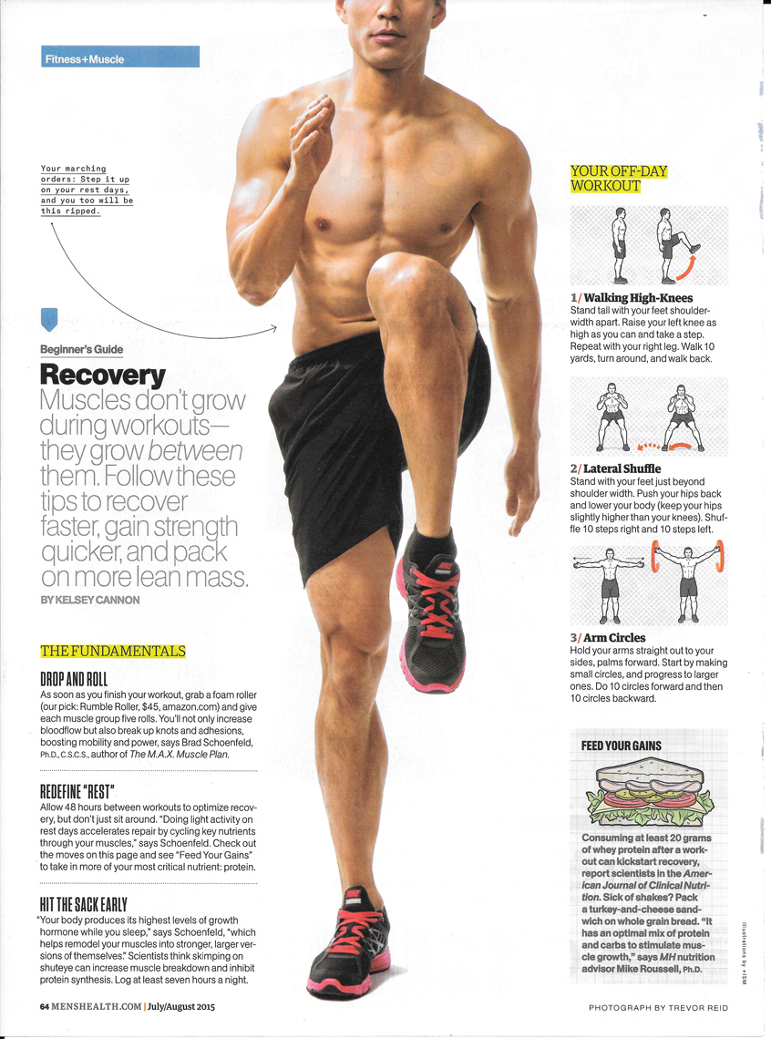 Mens Health Recovery