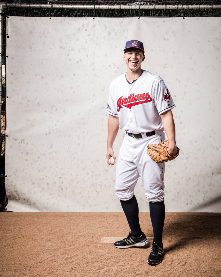 Justin Masterson Cleveland Indians